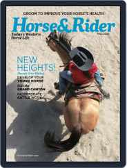 Horse & Rider (Digital) Subscription August 12th, 2020 Issue