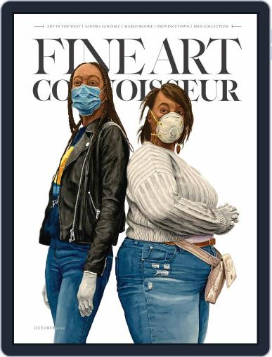 Fine Art Connoisseur (Digital) September 1st, 2020 Issue Cover