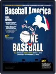 Baseball America (Digital) Subscription September 1st, 2020 Issue