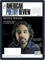 The American Poetry Review (Digital) Subscription September 1st, 2020 Issue