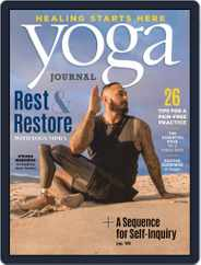 Yoga Journal (Digital) Subscription September 1st, 2020 Issue