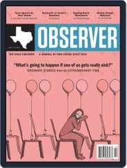 The Texas Observer (Digital) Subscription September 1st, 2020 Issue