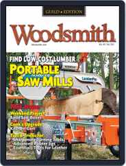 Woodsmith (Digital) Subscription October 1st, 2020 Issue