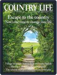 Country Life (Digital) Subscription September 2nd, 2020 Issue