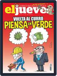 El Jueves (Digital) Subscription September 1st, 2020 Issue
