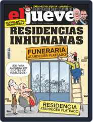 El Jueves (Digital) Subscription July 25th, 2020 Issue