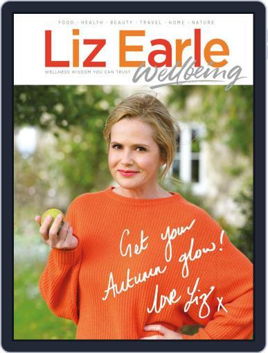 Liz Earle Wellbeing (Digital) September 1st, 2020 Issue Cover