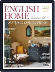 The English Home (Digital) Subscription October 1st, 2020 Issue