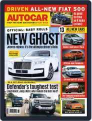 Autocar (Digital) Subscription September 2nd, 2020 Issue