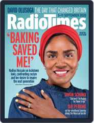 Radio Times (Digital) Subscription September 5th, 2020 Issue