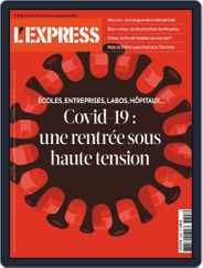 L'express (Digital) Subscription August 27th, 2020 Issue