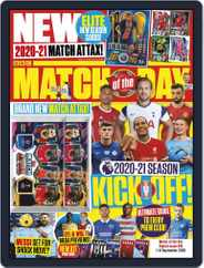 Match Of The Day (Digital) Subscription September 1st, 2020 Issue