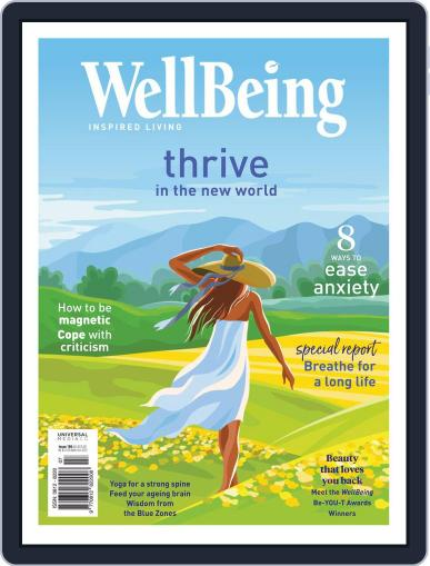 WellBeing (Digital) August 26th, 2020 Issue Cover