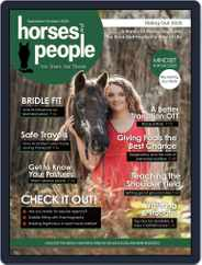 Horses and People (Digital) Subscription September 1st, 2020 Issue