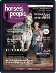 Horses and People (Digital) Subscription November 1st, 2019 Issue