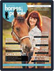 Horses and People (Digital) Subscription October 1st, 2018 Issue