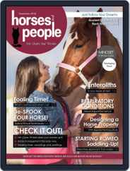 Horses and People (Digital) Subscription September 1st, 2018 Issue