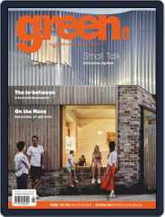 Green (Digital) Subscription September 1st, 2020 Issue