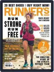 Runner's World UK (Digital) Subscription October 1st, 2020 Issue