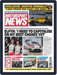 Motorsport News (Digital) Subscription September 3rd, 2020 Issue