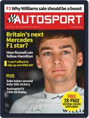 Autosport (Digital) Subscription August 27th, 2020 Issue