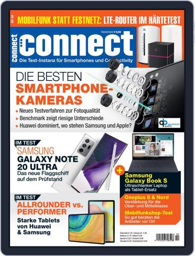 Connect October 1st, 2020 Digital Back Issue Cover