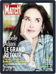 Paris Match (Digital) Subscription September 3rd, 2020 Issue