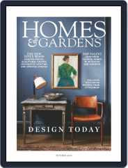 Homes & Gardens (Digital) Subscription October 1st, 2020 Issue