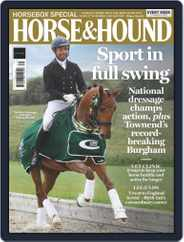 Horse & Hound (Digital) Subscription August 27th, 2020 Issue