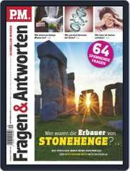 P.M. Fragen & Antworten (Digital) Subscription September 1st, 2020 Issue