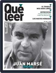 Que Leer (Digital) Subscription August 28th, 2020 Issue