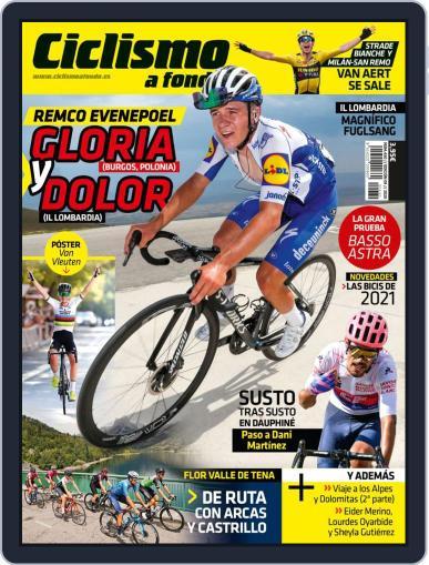 Ciclismo A Fondo (Digital) September 1st, 2020 Issue Cover