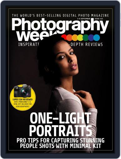 Photography Week (Digital) September 3rd, 2020 Issue Cover