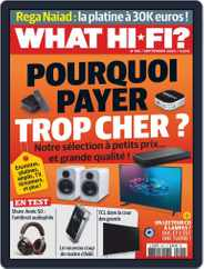 What Hifi France (Digital) Subscription September 1st, 2020 Issue