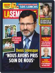 La Semaine (Digital) Subscription September 11th, 2020 Issue