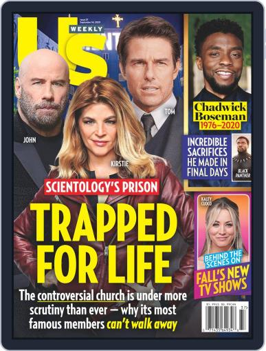 Us Weekly September 14th, 2020 Digital Back Issue Cover