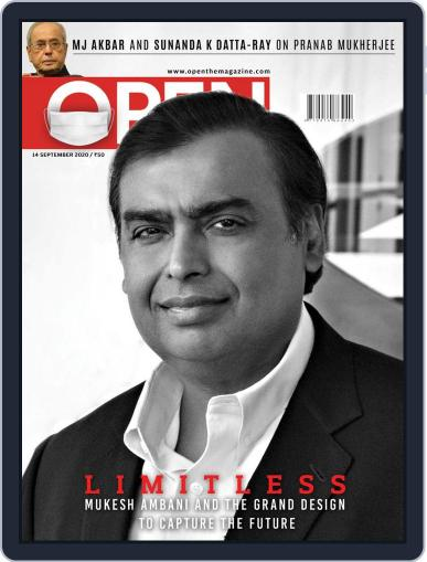 Open India September 4th, 2020 Digital Back Issue Cover