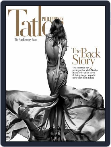 Tatler Philippines September 1st, 2020 Digital Back Issue Cover