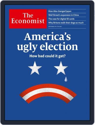 The Economist (Digital) September 5th, 2020 Issue Cover
