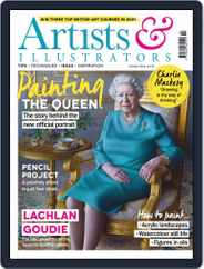Artists & Illustrators (Digital) Subscription October 1st, 2020 Issue