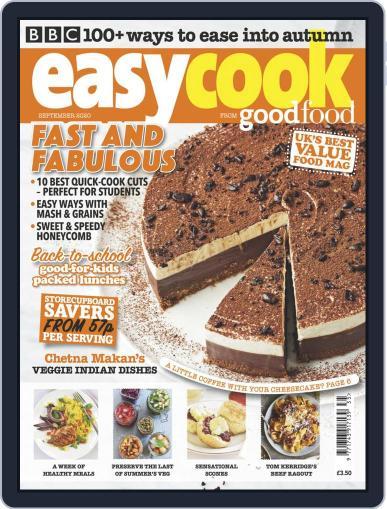 BBC Easycook September 1st, 2020 Digital Back Issue Cover