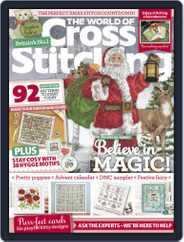 The World of Cross Stitching (Digital) Subscription November 1st, 2020 Issue