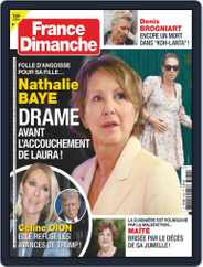 France Dimanche (Digital) Subscription September 4th, 2020 Issue