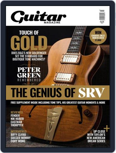 Guitar (Digital) October 1st, 2020 Issue Cover