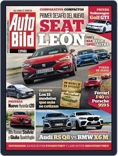 Auto Bild Es September 17th, 2020 Digital Back Issue Cover