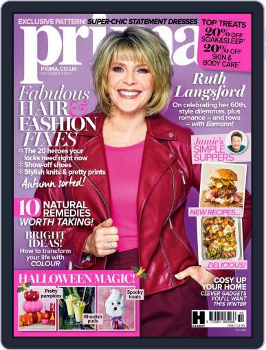 Prima UK October 1st, 2020 Digital Back Issue Cover