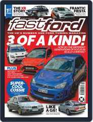 Fast Ford (Digital) Subscription October 1st, 2020 Issue