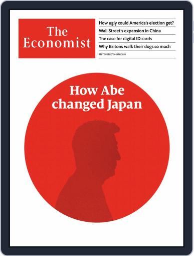 The Economist Asia Edition September 5th, 2020 Digital Back Issue Cover