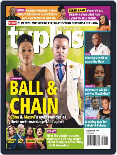 TV Plus English September 10th, 2020 Digital Back Issue Cover