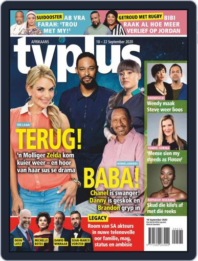TV Plus Afrikaans September 10th, 2020 Digital Back Issue Cover